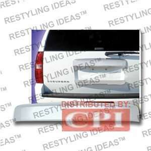 CHEVROLET 2007 2009 SUBURBAN/TAHOE CHROME REAR DOOR MOLDING (TOP) FULL