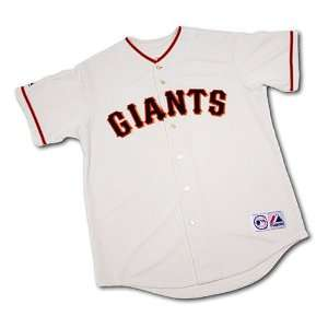 Jersey San Francisco Giants Adult Home White #21