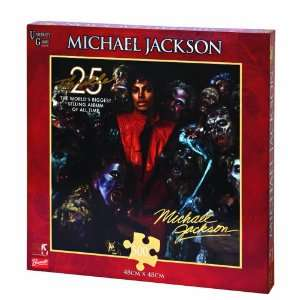 Games   Puzzle 500 Pièces   Michael Jackson  Thriller Toys & Games