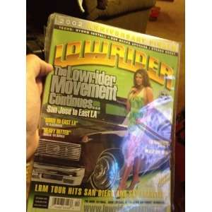 LOWRIDER MAGAZINE   DECEMBER 2002 ISSUE: LOWRIDER: Books