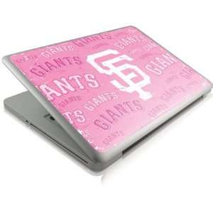 San Francisco Giants   Pink Cap Logo Blast skin for Apple