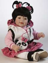 Adora Dolls PANDA FUN! * DOTY * Distributed by Charisma