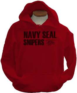 Navy Seal Snipers US Military USA Spec Ops New Hoodie