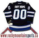 WINNIPEG JETS ANY NAME AND NUMBER NEW HOME JERSEY REEBOK RBK 7185