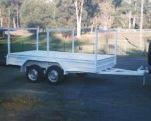 TRAILER PLANS   Box, Tilt Car Carrier, Camper, Bike
