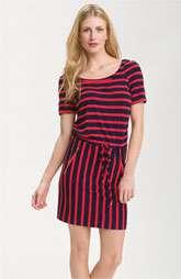 Calvin Klein Zip Pocket Stripe Jersey Dress Was $98.00 Now $43.90 55