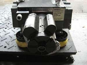Varian DVP 500 Oil Free Dry Vacuum Pump 16cfm 1HP