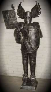 Foot Cavalier Suit of Armor Medieval Knight