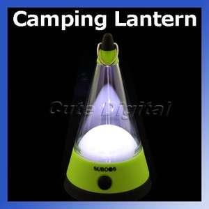 Portable 12 LED Light 3 Modes Lamp Bivouac Camping Lantern