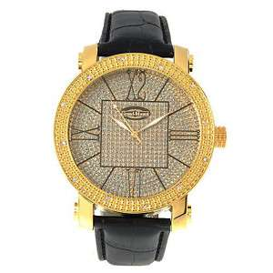 Grand Master gm1 33y Mens Diamond Wristwatch Watch Set