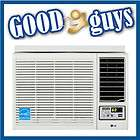 LG LW1810HR 18,000 BTU Window Air Conditioner with Heat and Remote