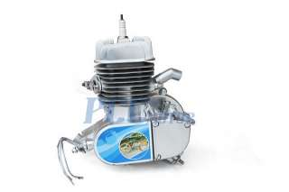 NEW 80CC 2 Stroke Gas Engine Motor Kit For Bicycle Bike