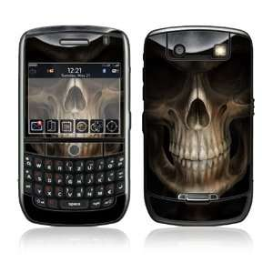 BlackBerry Curve 8900 Skin   Skull Dark Lord