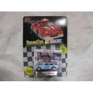 NASCAR #52 Jimmy Means Goodyear Racing Team Stock Car With