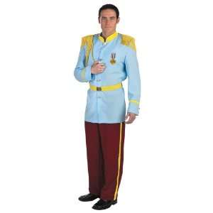 Party By Disguise Inc Disney Prince Charming Prestige Adult Costume