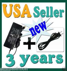 For Toshiba Laptop AC Adapter/Power Supply/Charger+​Cord