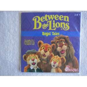 Chick fil A Between the Lions Royal Tales 2009 CD (3 of 4