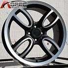 18x7 5 black wheels for mini cooper s clubman jcw rims returns