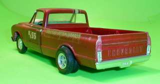 AMT 1967 Chevy Fleetside Pick Up Truck Annual Original 67 Model