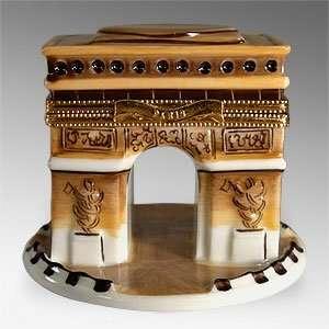 Arc De Triomphe French Porcelain Limoges Box