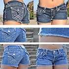 LA Idol Shorts with white Stitching sz XS,S,M,L FAST