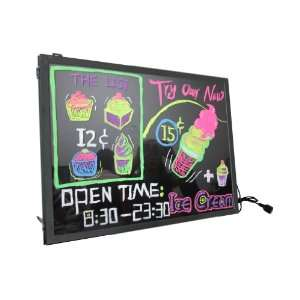 LED Advertising Display Writing/menu Board Sign Marker