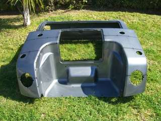 CUSTOM ROOF COWL Golf Cart body FIGHTER PLANE MUSTANG P51