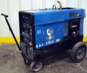 Miller Bobcat 225NT 8000 Watt Generator Welder