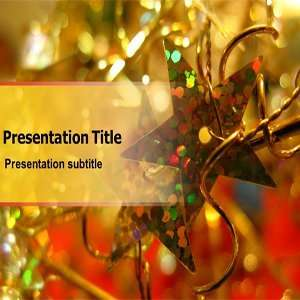 Templates   Christmas Powerpoint Template for (Ppt) Background