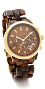 michael kors tortoise watch $ 250 00 14733
