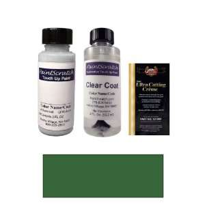 Green Paint Bottle Kit for 1975 Volvo All Models (110) Automotive