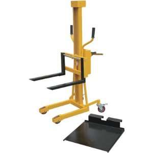 Vestil Portable Hand Winch Lifter   330 Lb. Capacity, Model# HWL 330