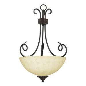 Quorum Lighting Milena Toasted Sienna Pendant