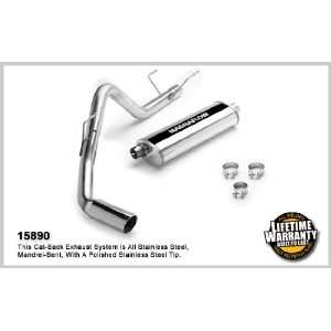 MagnaFlow Performance Exhaust Kits   2005 Dodge Ram 1500 Short 4.7L V8
