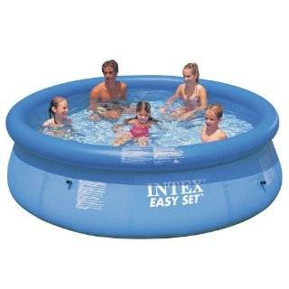 ... INTEX 10 X 30 Metal Frame Set Swimming Pool With Filter ...