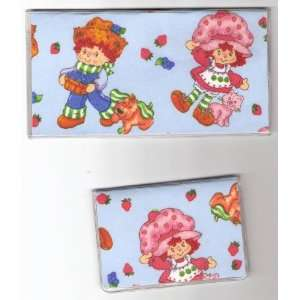 Cover Debit Set Strawberry Shortcake Huckleberry Pie