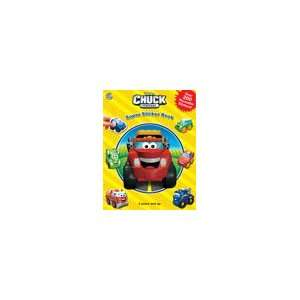 Tonka Chuck & Friends Super Sticker Book (9782764318324