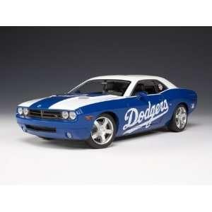LA Dodgers Dodge Challenger