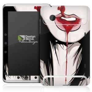 Design Skins for HTC Flyer   Self Destruction Design Folie