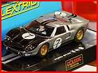 Scalextric C2917 Ford GT40 MKII 1/32 Scale Slot Car
