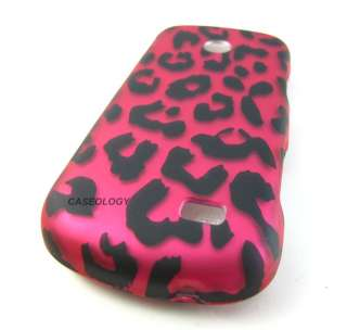 LEOPARD HARD CASE COVER FOR STRAIGHTTALK SAMSUNG T528G PHONE ACCESSORY