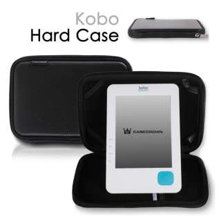 CaseCrown Hard Book Case Cover for Kobo eReader 814211031858