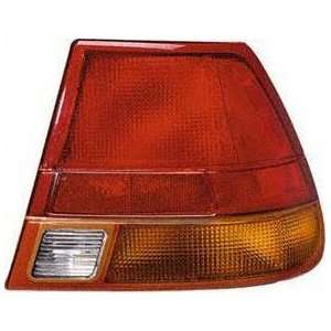 SATURN SL1 sl 1 TAIL LIGHT RH (PASSENGER SIDE), To VIN VZ245005 (1996