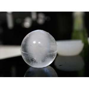 whiskey/scotch jumbo spherical ice ball silicone mold: Everything Else