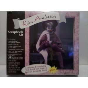 Kim Anderson Scrapbook Kit Arts, Crafts & Sewing