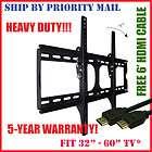 Wall Mount Bracket LED LCD Plasma TV Tilt Swivel 32 37 40 42
