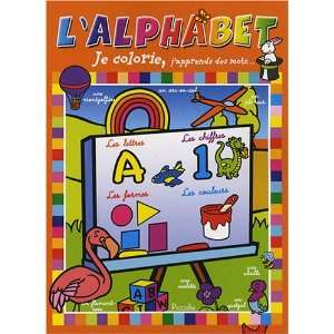 Lalphabet (French Edition) (9782753007895): Piccolia