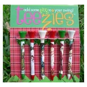 Fun Golf Tees   San Tees   2 1/8