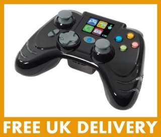 withstand aggressive fast paced game play 1x black wireless controller