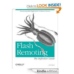 Flash Remoting The Definitive Guide Connecting Flash MX Applications